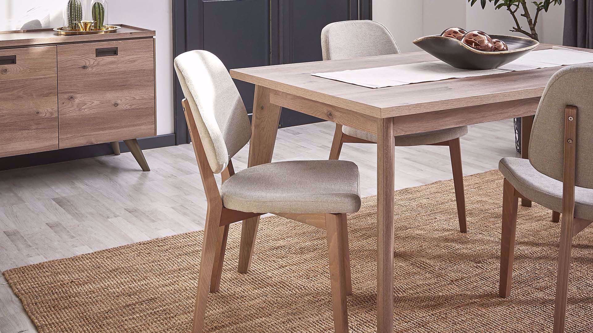 Sylva Collapsible Table 160*90 cm