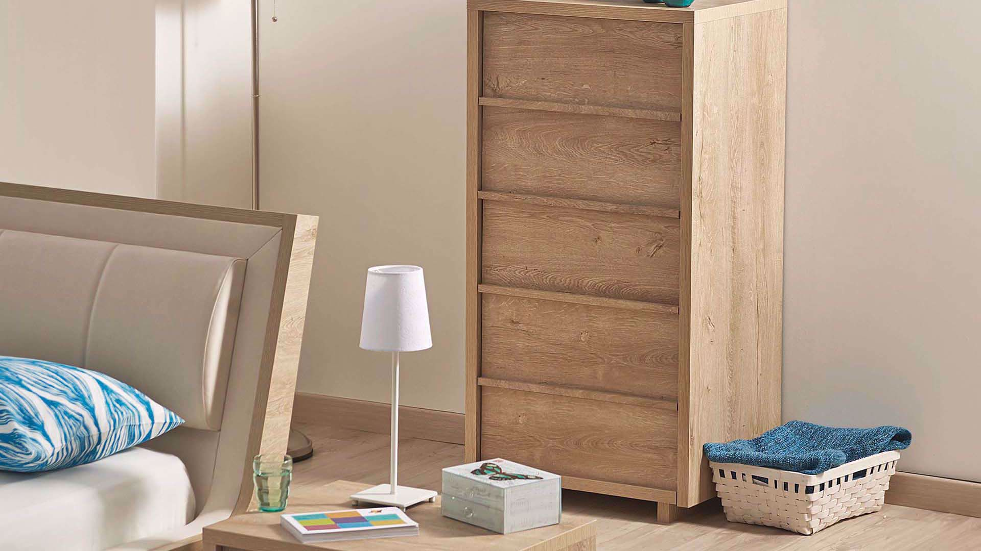 Nigero Narrow Dresser