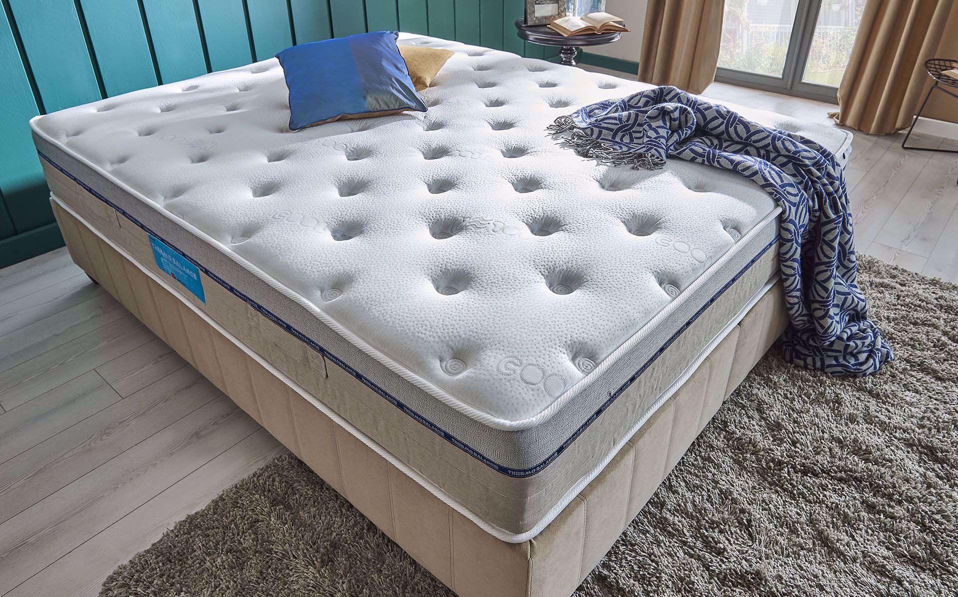 Comfort Plus Thermo Balance Yatak 150*200 cm