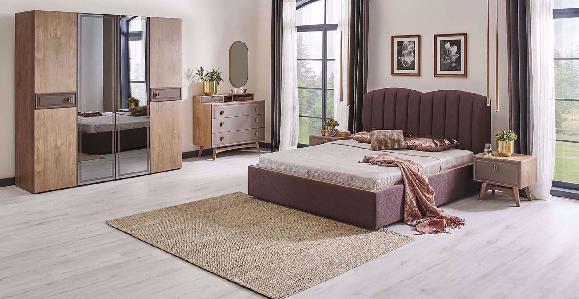 Camilia Bedroom Set