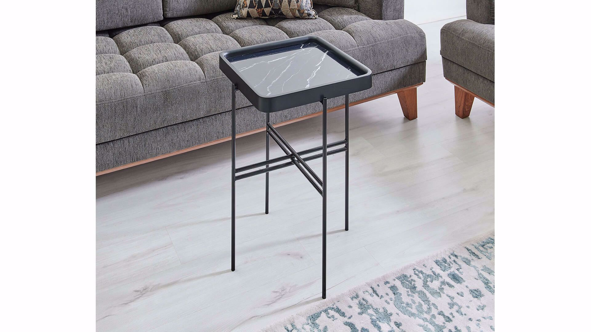Mabel Side Table (Marble)